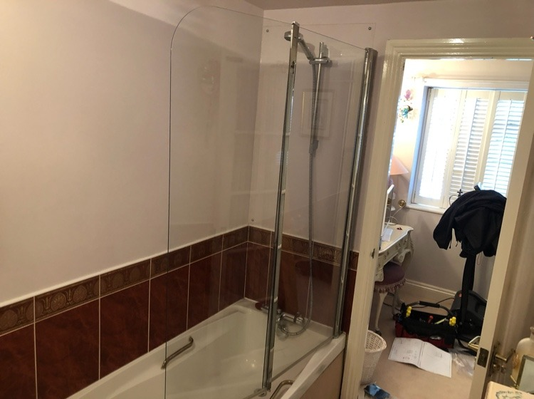 shower screen replacement