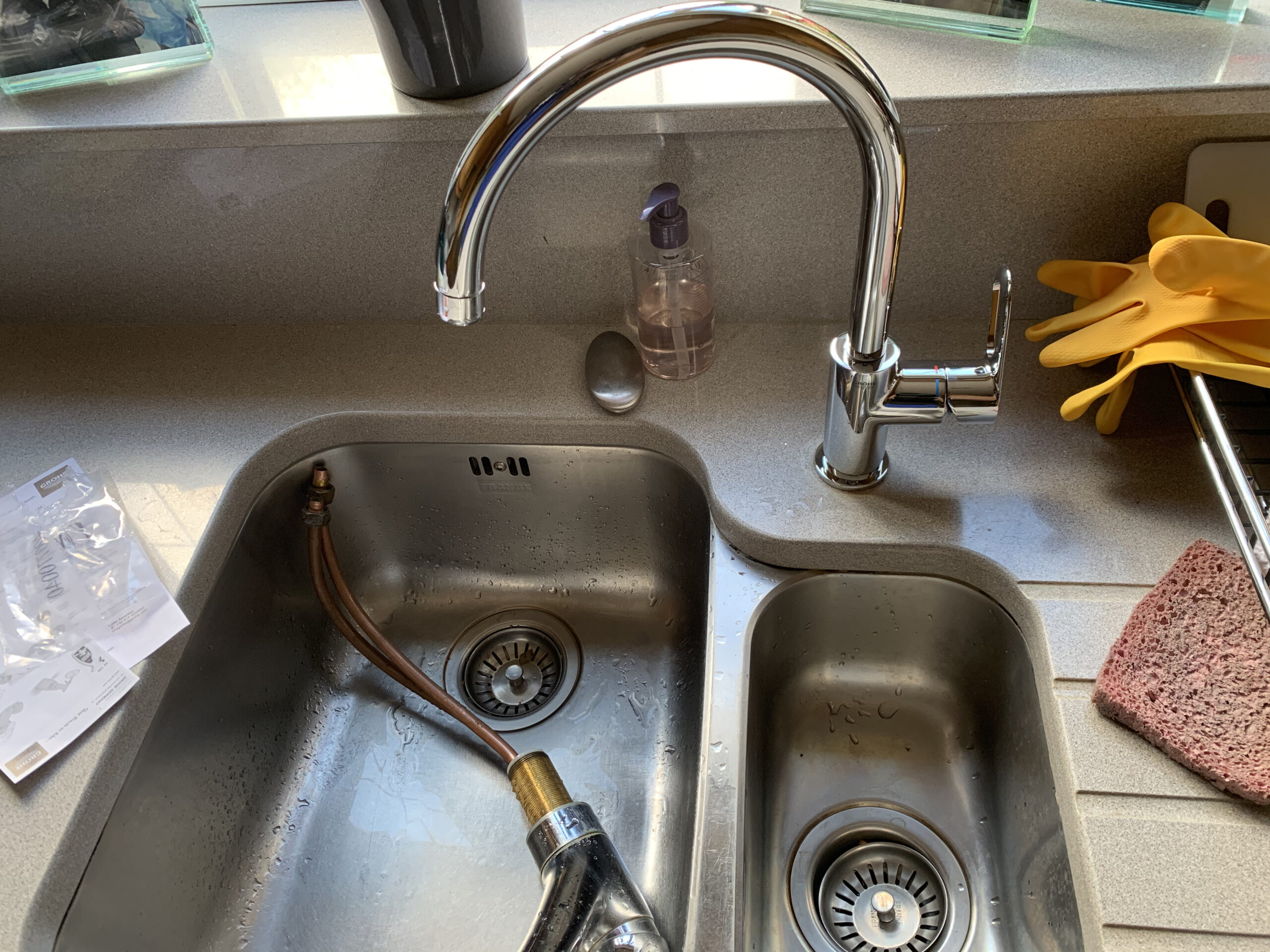 Grohe tap
